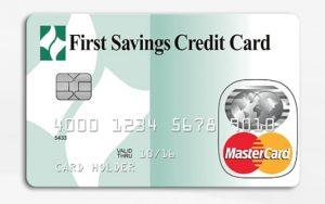 First Savings Credit Card Online Login