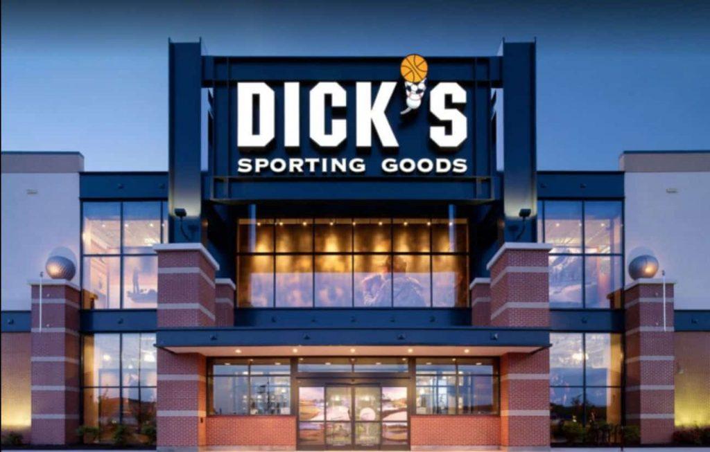 DicksSportingGoods Credit Card Login