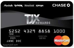 TJMaxx Bill Pay